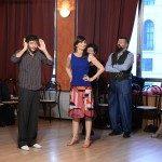 Lezione di tango a Genova