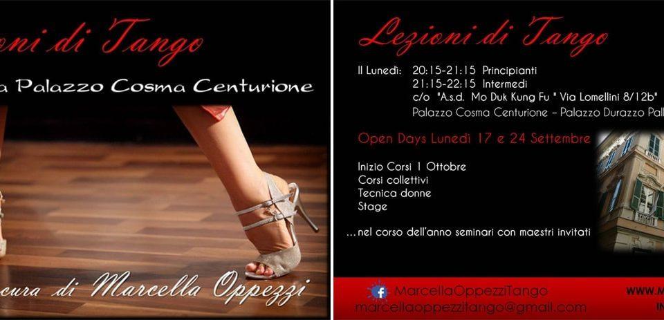 Lezioni di Tango a Genova